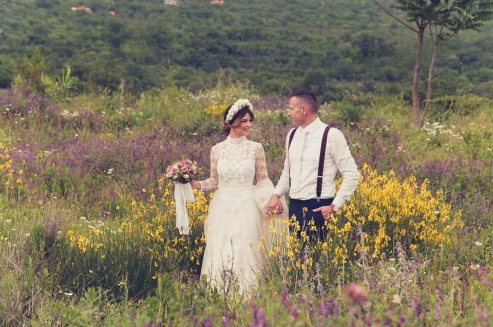 foto knjiga za vjenčanje