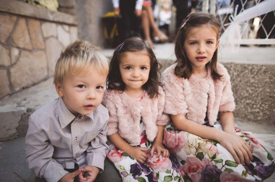 Kako zabaviti djecu na vjenčanju